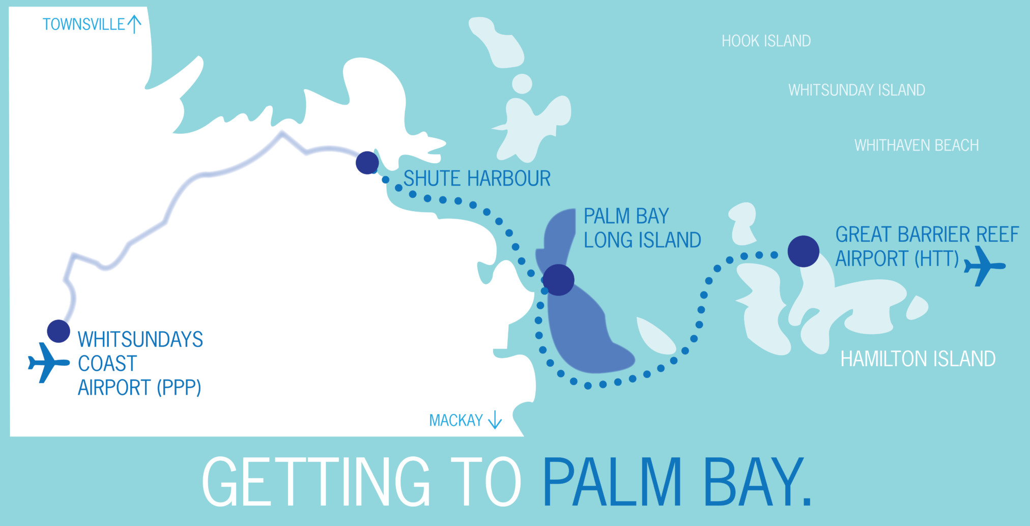 KR000 Palm Bay Map