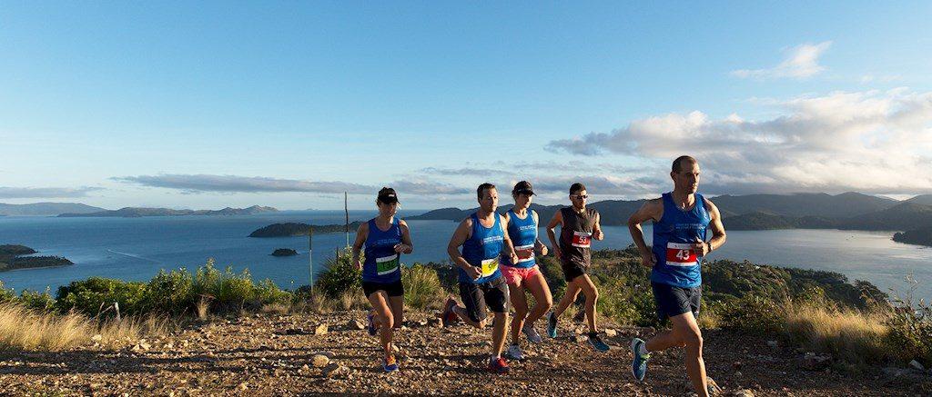Hamilton Island Hilly Marathon